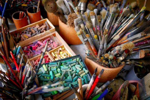Comment se faire connaitre en tant que peintre ? 12