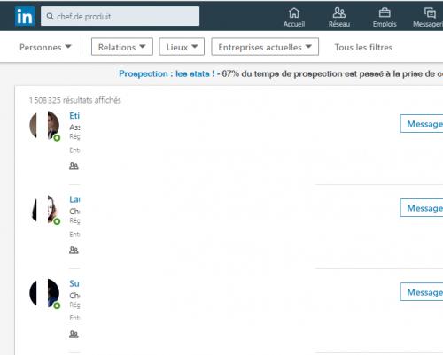 Comment optimiser ses recherches sur LinkedIn avec les opérateurs booléens ? 3