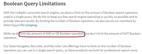 Comment optimiser ses recherches sur LinkedIn avec les opérateurs booléens ? 12