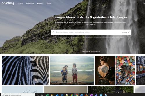 12 sites pour trouver des images libres de droits pour votre site et les réseaux sociaux 5