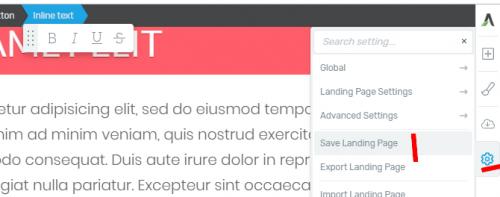Mini formation : créez une Landing Page avec Thrive Themes + 3 exemples de landing pages à télécharger ! 32