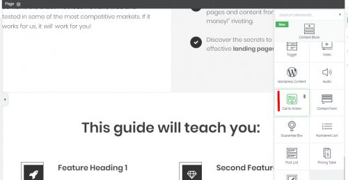 Mini formation : créez une Landing Page avec Thrive Themes + 3 exemples de landing pages à télécharger ! 28