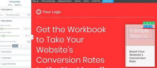 Mini formation : créez une Landing Page avec Thrive Themes + 3 exemples de landing pages à télécharger ! 24