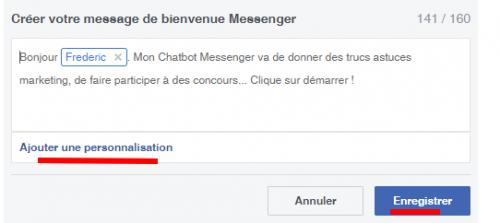Comment créer un message automatique sur une page Facebook ? 5