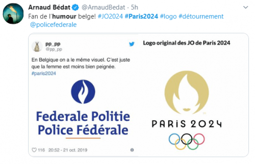 Les 3 Secrets du logo Paris 2024 28