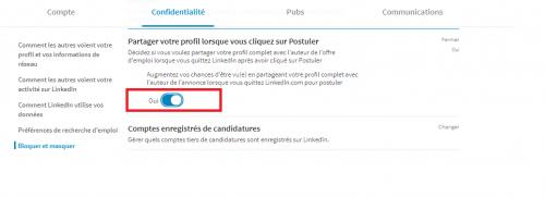 Comment faire savoir aux recruteurs sur Linkedin que vous êtes à la recherche d'un emploi 5