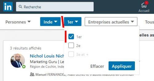 Comment continuer à avoir des contacts même si votre profil LinkedIn a atteint la limite des 30 000 contacts ? 2