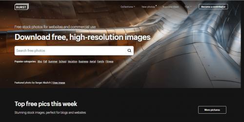12 sites pour trouver des images libres de droits pour votre site et les réseaux sociaux 4