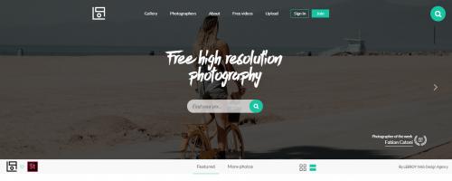 12 sites pour trouver des images libres de droits pour votre site et les réseaux sociaux 8