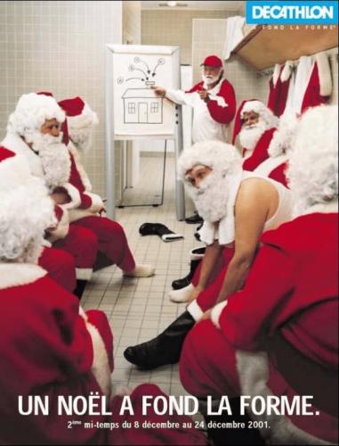 Les 120 publicités sur Noël plus belles et les plus créatives ! 3