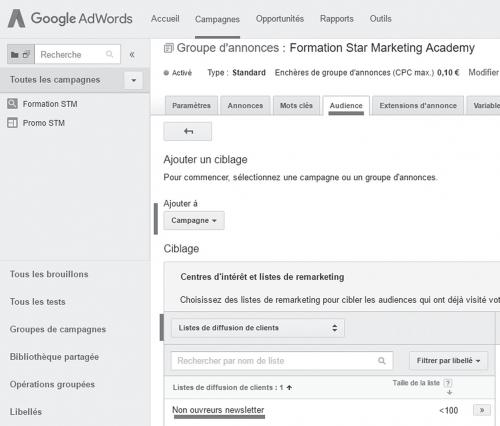 8 conseils simples pour optimiser vos Campagnes Google Ads 12