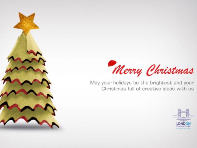 Les 120 publicités sur Noël plus belles et les plus créatives ! 6