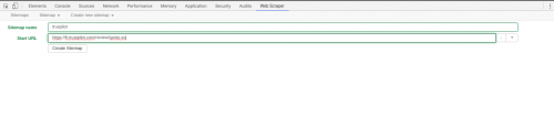 Comment faire du Web Scraping : cas pratique avec la récupération des avis clients sur Trustpilot avec webscraper.io 15