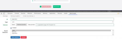 Comment faire du Web Scraping : cas pratique avec la récupération des avis clients sur Trustpilot avec webscraper.io 78