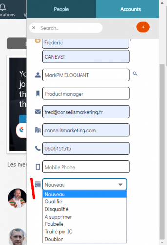Comment synchroniser Linkedin et Salesforce ? 10