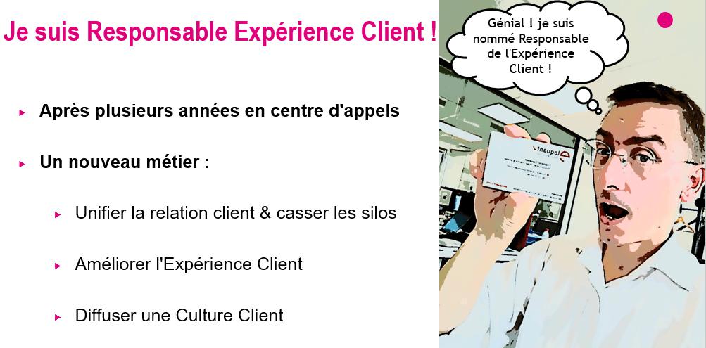 Spécial Responsable de l'Expérience Client : par où commencer pour améliorer l'Expérience Client ? 1