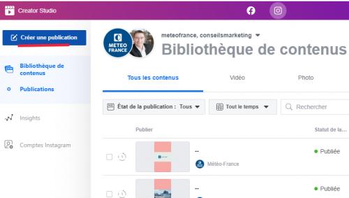 Tuto : Programmer une publication Instagram, Facebook, Twitter, Linkedin, Pinterest... en quelques secondes ! 2