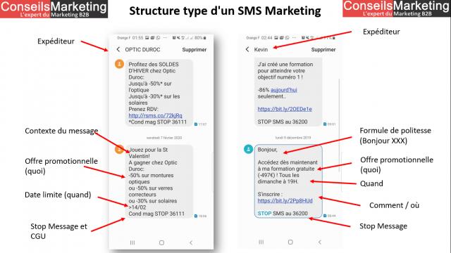 Toutes les étapes pour réussir sa campagne de SMS Marketing ! 3