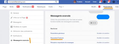 Les nouvelles règles de Facebook sur les Chatbots Messenger... la révolution du 4 mars 2020 ! 11