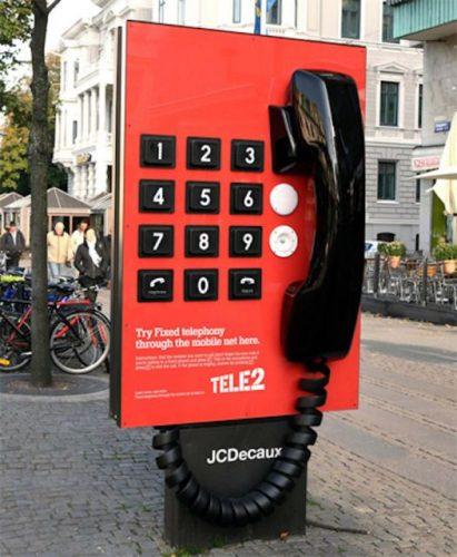 Plus de 100 pubs de Street Marketing créatives à prendre en exemple ! 73