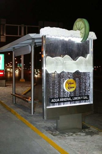 Plus de 100 pubs de Street Marketing créatives à prendre en exemple ! 63