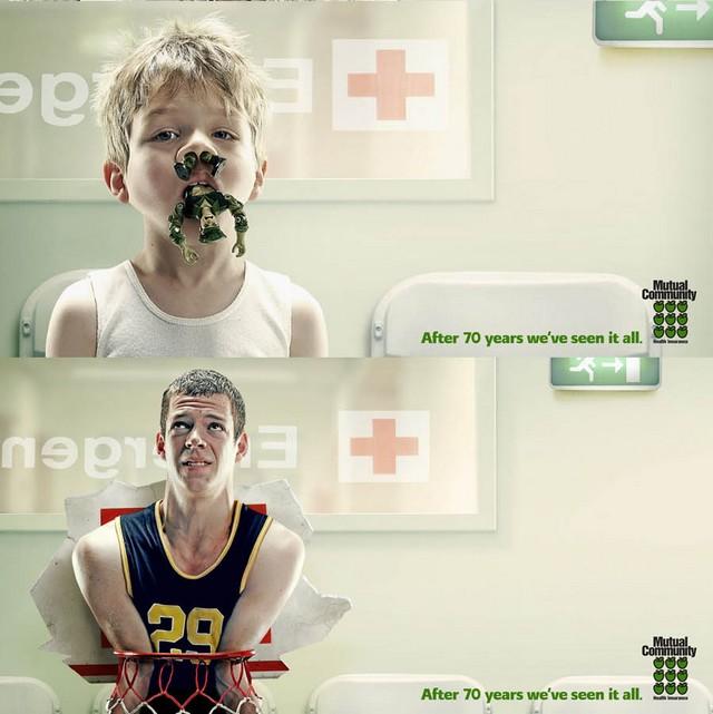 Plus de 100 publicités créatives à voir absolument ! 20