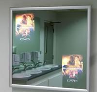 miroir publicitaire