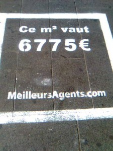 pub street marketing immobilier