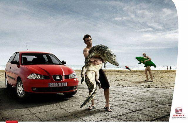Les meilleures publicités de l'année 2008 ! 60