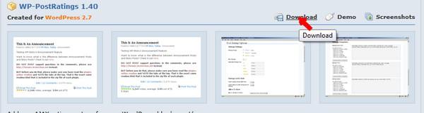 choix du plugin wordpress