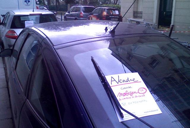 pub location voiture mobizen