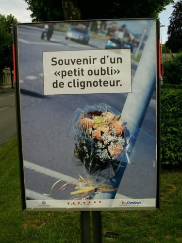 pub prévention routière