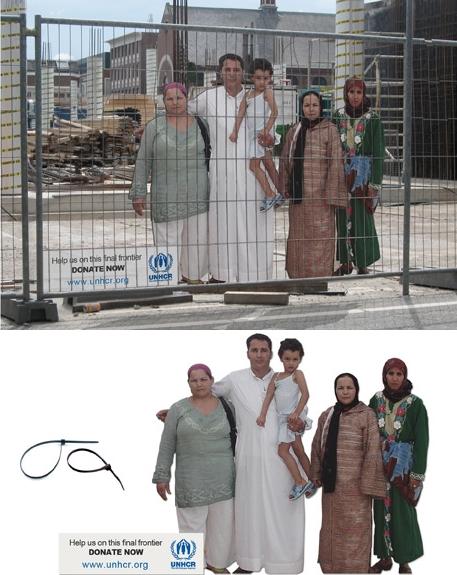 la pub du jour UNICEF