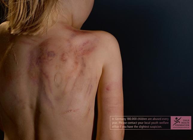 pub abus enfant
