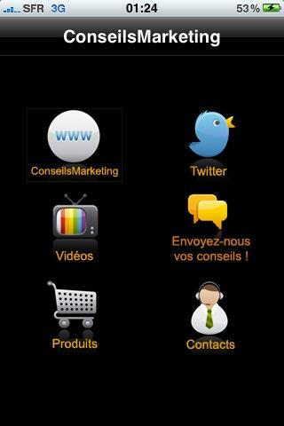 iphone conseilsmarketing