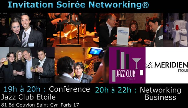 soiree networking