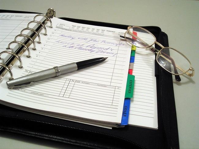 agenda entreprise