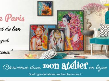 Comment se faire connaitre sur le Web quand on est artiste peintre ? 144