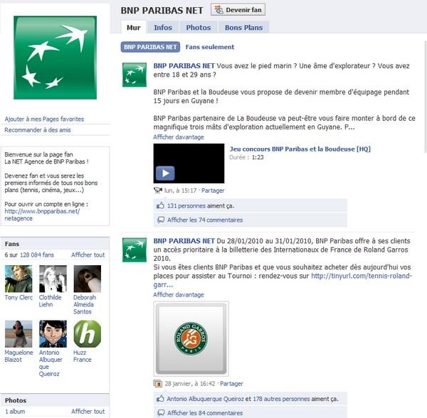 bnp facebook