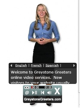 La pub du jour : Rajoutez de l'interactivité sur votre site Web ! 1