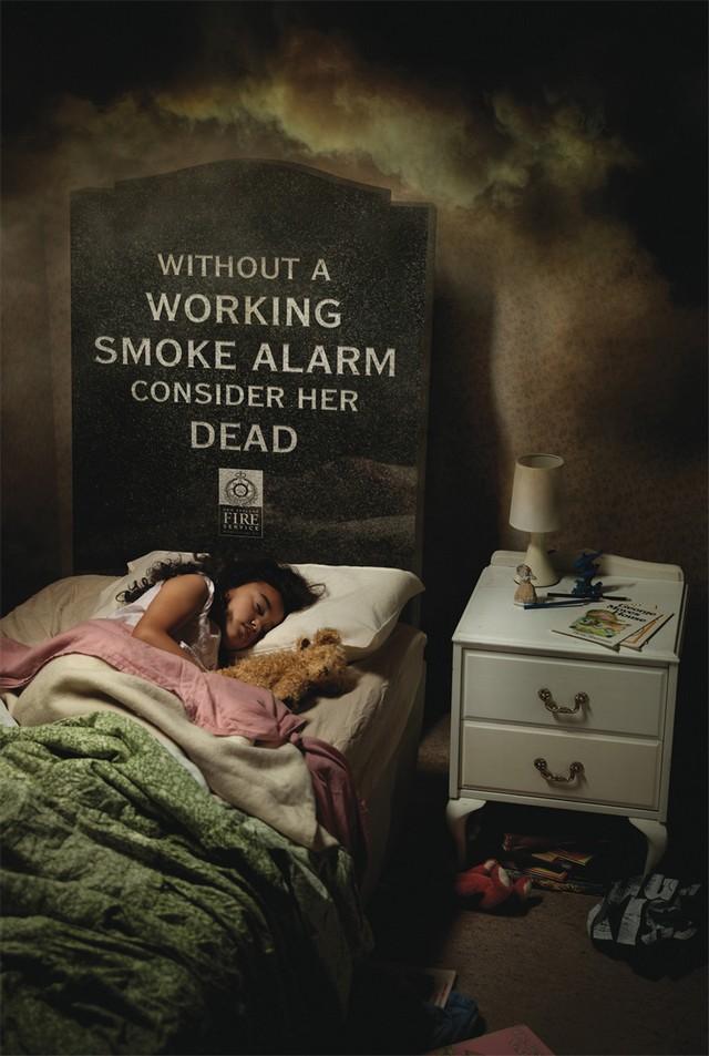 pub détecteur de fumee