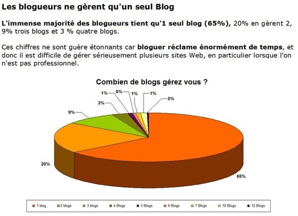 etude blogeurs