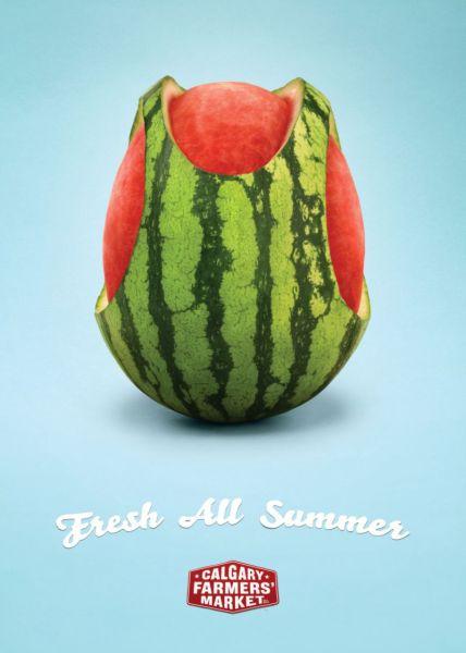 La pub du jour : Des fruits Sexy... [Fruits] 3