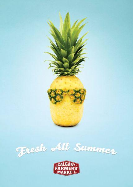 La pub du jour : Des fruits Sexy... [Fruits] 1