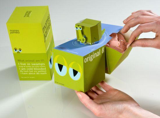 superbes packaging