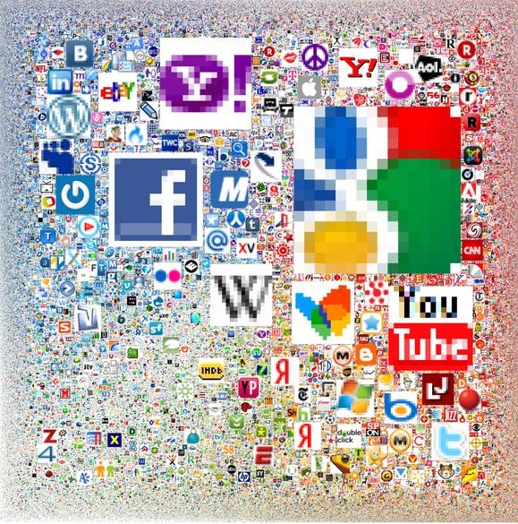 carte du web