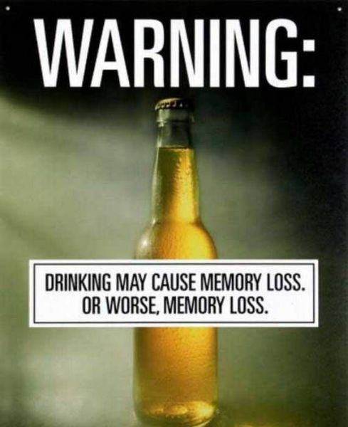 La pub du jour : Les dangers de l'Alcool et du Tabac... [Prévention] 1
