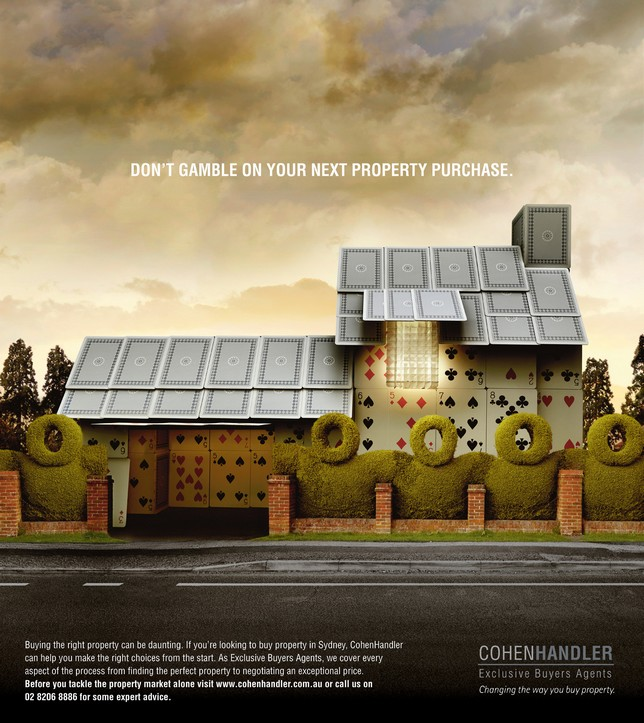 La pub du jour : Ne jouez pas avec le + gros investissement de votre vie [Immobilier] 1