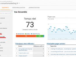 15 astuces avec Google Analytics 20