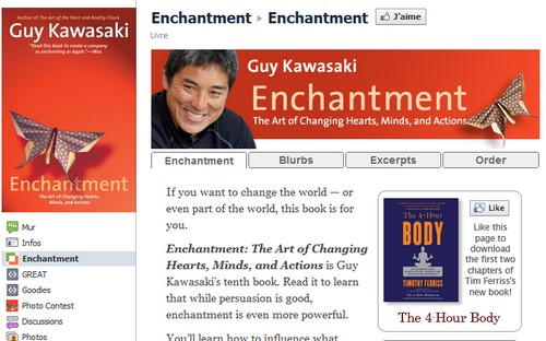 guy kawasaki, l'art de l'enchantement